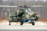 Helicopter-DataBase Photo ID:13419 Mi-28N Russian Air Force RF-13654