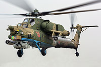 Helicopter-DataBase Photo ID:14343 Mi-28N Russian Air Force RF-13654