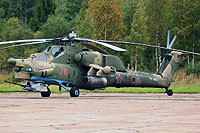 Helicopter-DataBase Photo ID:14550 Mi-28N Russian Air Force RF-13654
