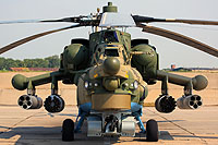 Helicopter-DataBase Photo ID:14345 Mi-28N Russian Air Force RF-13655