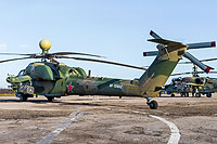 Helicopter-DataBase Photo ID:15632 Mi-28UB Russian Aerospace Force RF-13662