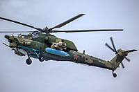 Helicopter-DataBase Photo ID:14914 Mi-28N Russian Air Force RF-91391