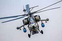 Helicopter-DataBase Photo ID:14911 Mi-28N Russian Air Force RF-92130 cn:34012843254