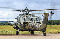 Helicopter-DataBase Photo ID:14913 Mi-28N Russian Air Force RF-92130 cn:34012843254