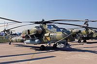 Helicopter-DataBase Photo ID:13924 Mi-28N Russian Air Force RF-93942 cn:34012843251