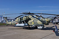 Helicopter-DataBase Photo ID:9481 Mi-28N Russian Air Force RF-93944 cn:34012843253