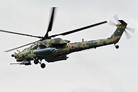 Helicopter-DataBase Photo ID:9485 Mi-28N Russian Air Force RF-93944 cn:34012843253