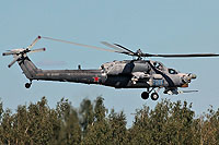 Helicopter-DataBase Photo ID:14950 Mi-28N Russian Aerospace Force RF-95302 cn:34012843426