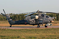 Helicopter-DataBase Photo ID:14953 Mi-28N Russian Aerospace Force RF-95302 cn:34012843426