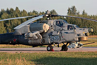 Helicopter-DataBase Photo ID:15071 Mi-28N Russian Aerospace Force RF-95330 cn:34012843271