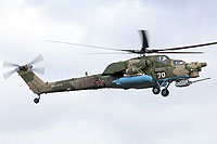 Helicopter-DataBase Photo ID:11381 Mi-28N Russian Air Force RF-95346