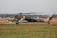 Helicopter-DataBase Photo ID:14955 Mi-28N Russian Air Force RF-95346
