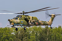Helicopter-DataBase Photo ID:18249 Mi-28N Russian Air Force RF-95576
