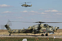 Helicopter-DataBase Photo ID:7724 Mi-28N Russian Air Force RF-95649 cn:34012841225