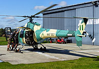 Helicopter-DataBase Photo ID:12839 Mi-34S Lindsay Alexander Williamson NAF557 cn:9783034102005