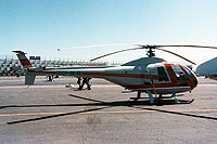 Helicopter-DataBase Photo ID:16283 Mi-34 MVZ Moscow Helicopter Plant CCCP-06145 cn:OP-3