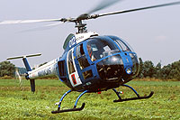 Helicopter-DataBase Photo ID:16666 Mi-34 Moscow Police 012 white cn:978300..01003