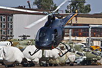 Helicopter-DataBase Photo ID:7690 Mi-34S1 Mil Moscow Helicopter Plant 342 orange cn:OP-2