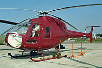 Helicopter-DataBase Photo ID:17578 Mi-34A Mil Moscow Helicopter Plant