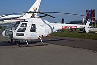 Helicopter-DataBase Photo ID:16273 Mi-34S Mil Moscow Helicopter Plant