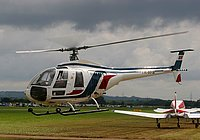 Helicopter-DataBase Photo ID:1800 Mi-34S Kobo-Coop '96 Kft. YR-XFB cn:9783002502002