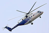 Helicopter-DataBase Photo ID:2164 Mi-38 Mil Moscow Helicopter Plant RA-38011 cn:OP-1