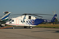 Helicopter-DataBase Photo ID:6009 Mi-38 Mil Moscow Helicopter Plant RA-38011 cn:OP-1