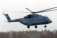 Helicopter-DataBase Photo ID:6012 Mi-38 Kazan Helicopters RA-38012 cn:OP-2