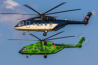 Helicopter-DataBase Photo ID:16149 Mi-38T Kazan Helicopters 265 white cn:26001