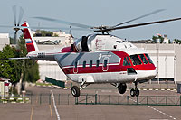 Helicopter-DataBase Photo ID:10182 Mi-38-2 Mil Moscow Helicopter Plant 38011 cn:OP-1