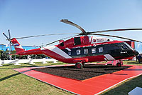 Helicopter-DataBase Photo ID:11718 Mi-38-2 MVZ Moscow Helicopter Plant  cn:OP-1