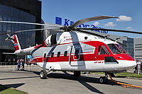 Helicopter-DataBase Photo ID:15106 Mi-38-2 Mil Moscow Helicopter Plant 38011 cn:OP-1