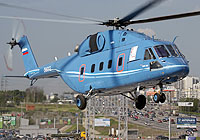 Helicopter-DataBase Photo ID:6726 Mi-38 MVZ Moscow Helicopter Plant 38012 cn:OP-2