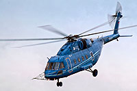 Helicopter-DataBase Photo ID:8273 Mi-38 MVZ Moscow Helicopter Plant 38012 cn:OP-2
