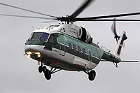 Helicopter-DataBase Photo ID:10728 Mi-38-2 Kazan Helicopters 38014 cn:OP-4