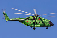 Helicopter-DataBase Photo ID:16549 Mi-38T Russian Aerospace Force RF-04529 cn:26002