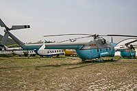 Helicopter-DataBase Photo ID:9963 Z-6 (Zhishengji-6) Civil Aviation Museum