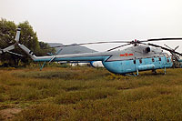 Helicopter-DataBase Photo ID:11858 Z-6 (Zhishengji-6) Civil Aviation Museum