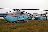 Helicopter-DataBase Photo ID:11859 Z-6 (Zhishengji-6) Civil Aviation Museum