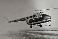Helicopter-DataBase Photo ID:14253 Mi-4 Aeroflot (Soviet Airlines) CCCP-14302 cn:04188