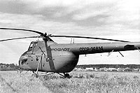 Helicopter-DataBase Photo ID:14361 Mi-4A Aeroflot (Soviet Airlines) CCCP-14814 cn:05145