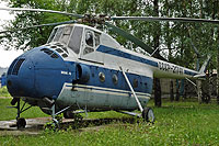 Helicopter-DataBase Photo ID:1957 Mi-4 Kazan Helicopters CCCP-21741