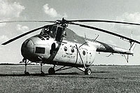 Helicopter-DataBase Photo ID:17612 Mi-4 Aeroflot CCCP-29050 cn:02119