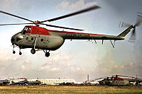 Helicopter-DataBase Photo ID:15172 Mi-4A Aeroflot (Soviet Airlines) CCCP-35285 cn:17164