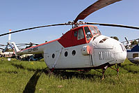 Helicopter-DataBase Photo ID:15374 Mi-4A State Aviation Museum CCCP-48983 cn:01164