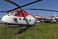 Helicopter-DataBase Photo ID:15375 Mi-4A State Aviation Museum CCCP-48983 cn:01164