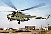 Helicopter-DataBase Photo ID:15174 Mi-4U Soviet Air Force 62 blue