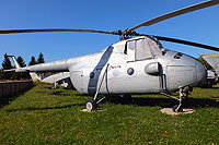 Helicopter-DataBase Photo ID:16481 Mi-4A Exhibition of Aviation Medyn  cn:01189