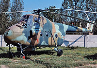 Helicopter-DataBase Photo ID:4698 Mi-4A Aviation Museum Szolnok 13 cn:04146