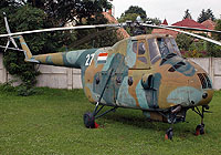 Helicopter-DataBase Photo ID:3932 Mi-4A Aviation Museum Szolnok 27 cn:04146